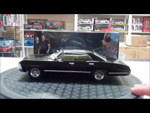 Supernatural - 1/64 1967 Chevrolet Impala Sedan - Greenlight
