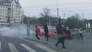 Подборка Аварий и ДТП #53 Car Crash Compilation