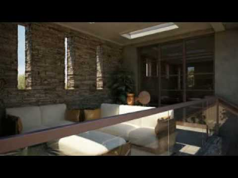 Interior Tour of the NAHB 2010 New American Home