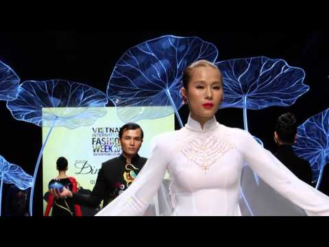 AO ZAI ABC BY DINH VAN THO Showcase Vietnam International Fashion Week 2016