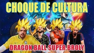 CHOQUE DE CULTURA #36: O que é Dragon Ball?