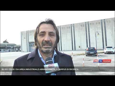 19/02/2020 | DA AREA INDUSTRIALE ABBANDONATA A CAMPUS DI RICERCA