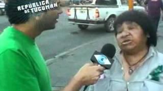 Video Liliana en Republica de Tucuman - Personaje Urbano MP3, 3GP, MP4, WEBM, AVI, FLV Desember 2017