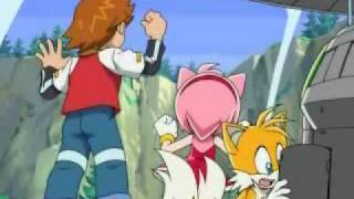 Sonic X Episode 5: Cracking Knuckles (2/3)