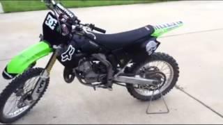 9. 2004 Kawasaki Kx 125