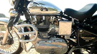 8. Royal Enfield Bullet Machismo 500 - Soundcheck in HD