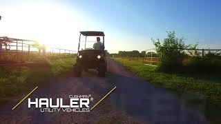 8. Cushman Hauler  15s Spot Work Video Commercial