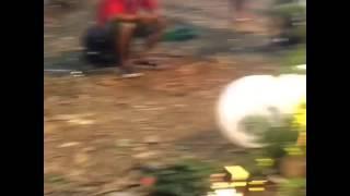 Panakosayo behind the set Video