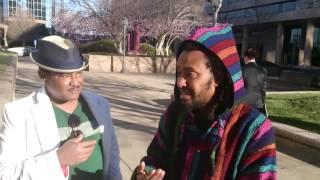 Dokile, Lij Yared, and Temesgen in America (Ethiopian Comedy)