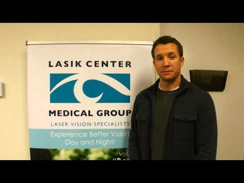 video:Custom LASIK ,Patient one month Post Op