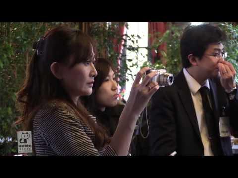 FIBD2017 : Visite de l'ambassadeur du Japon