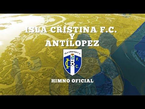 El Isla Cristina FC estrena su himno oficial compuesto por Antílopez
