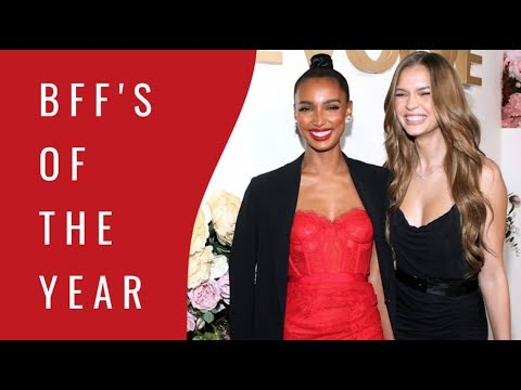 JOJA WINS BFF OF THE YEAR | Revolve Awards