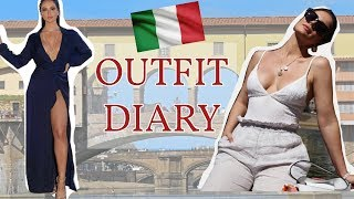 Travel Outfit Diary: 4 Looks from the NARS trip to Italy! \\ Chloe Morello Vlog by Chloe Morello