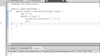 [Java cơ bản] Bài 16: Cấu trúc vòng lặp While
