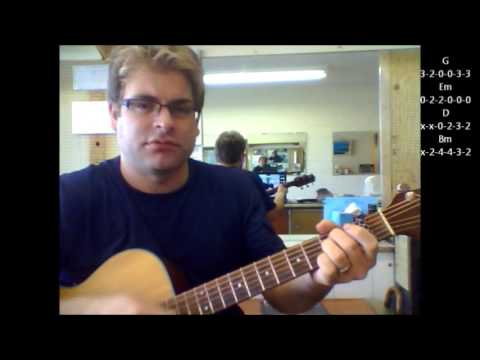 How to play 5 Motown songs on acoustic guitar