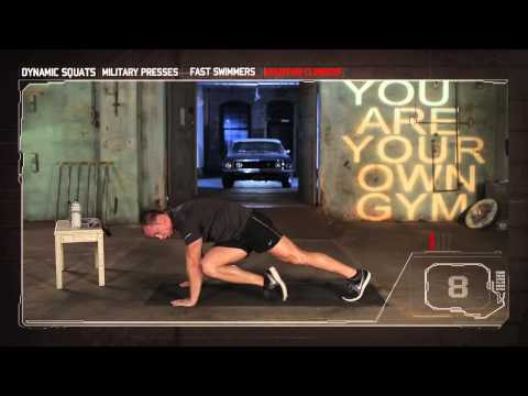Bodyweight Exercise – You Are Your Own Gym Novice Circuit Training