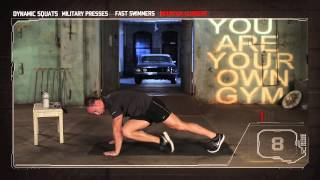 You Are Your Own Gym | Novice Circuit Training