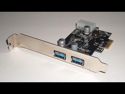USB 3.0 Karte einbauen - Folgendes ist zu beachten