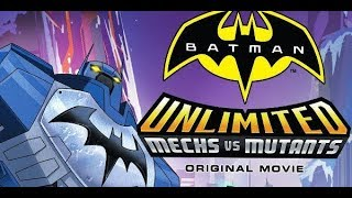Nonton Batman Unlimited Mech vs Mutants Sub Español Film Subtitle Indonesia Streaming Movie Download