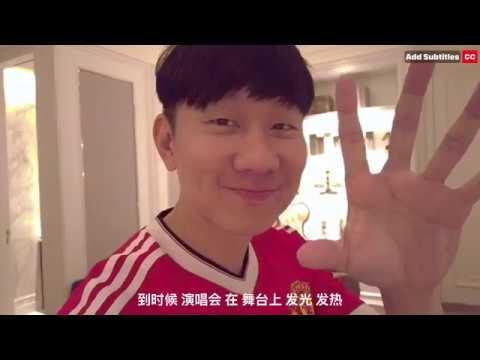 JJ VLOG03: JJ 林俊傑 plays SOCCER! 踢足球!