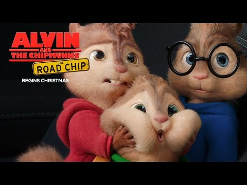 Alvin and the Chipmunks: The Road Chip (TV Spot 'Munk in the Trunk')