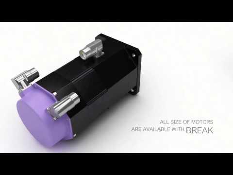 Серводвигатели NCT (обзор)