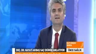 Doç.Dr.Hayati Akbaş-SAÇ EKİMİ- Ülke Tv