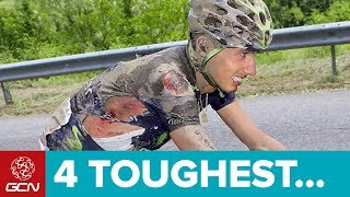 Video 4 Toughest Cyclists Ever MP3, 3GP, MP4, WEBM, AVI, FLV Juli 2019