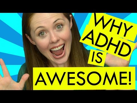 My 10 Favorite Things About Having ADHD