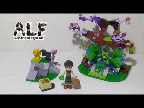 Vidéo LEGO Elves 41076 : Le cristal secret de Farran