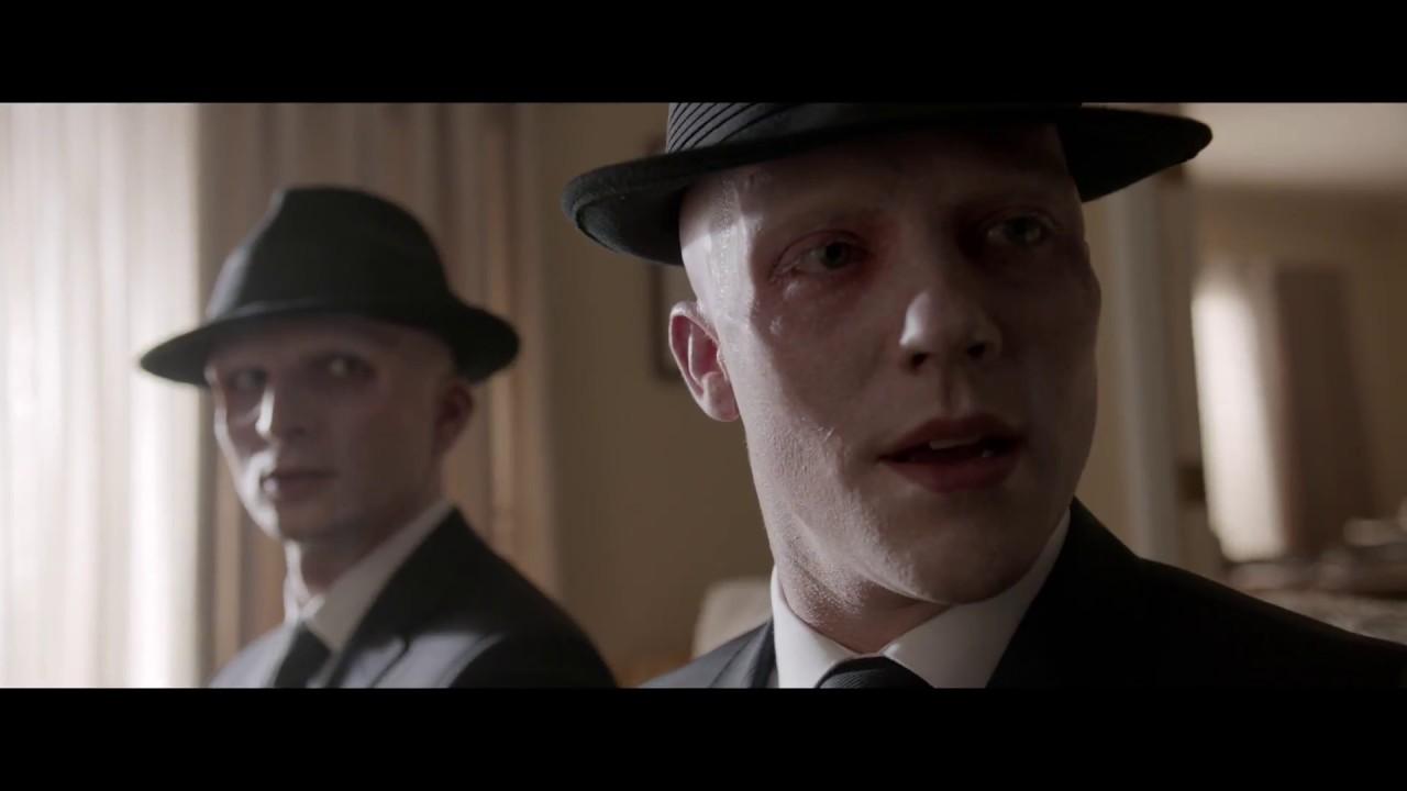 """Exclusive ALIEN CODE Clip """"Men in Suits"""""""