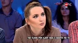 Zone E Lire - Mamaqi&Dr. Flori, 'Ne Vijme Per Ajer' Ne TK. Etj,. (10 Maj 2013)