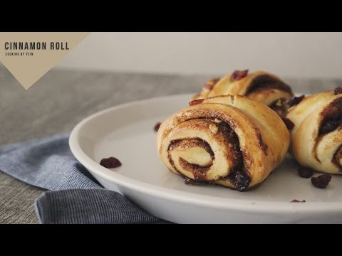 시나몬 롤 만들기 : How To Make Cinnamon Roll : シナモンロール -Cooking Tree 쿠킹트리