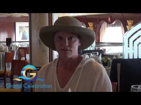 Grand Celebration Ship Review Rebecca West Palm Beach
