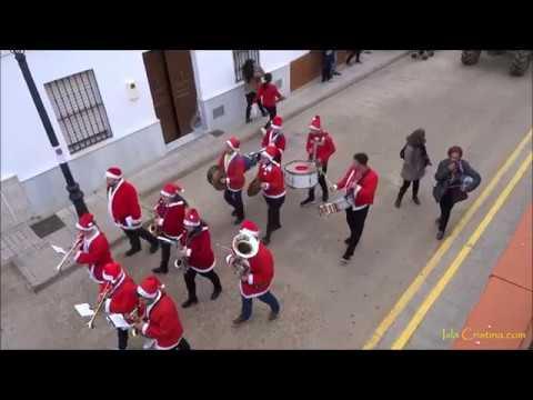 Cabalgata de Reyes Magos de La Redondela 2018
