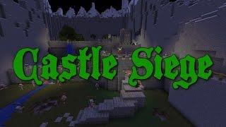 Minecraft - CASTLE SIEGE EP #2 (Swedish)