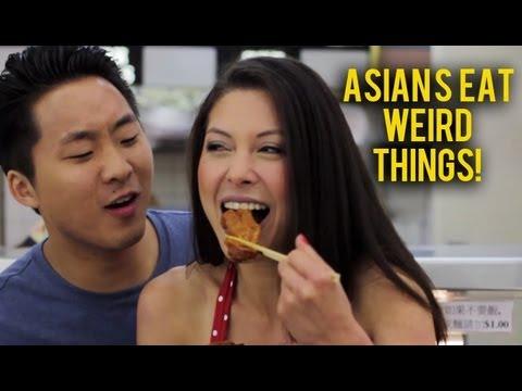 Asians Eat Weird Things by Fung Bros x AJ Rafael