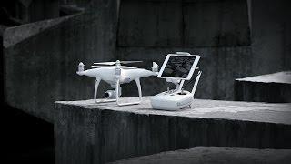 DJI Phantom 4 Advanced - Il Drone con camera 20MP 4k da un pollice
