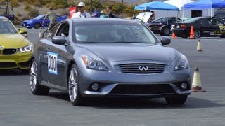 Modified Infiniti G37 Coupe - One Take by The Smoking Tire