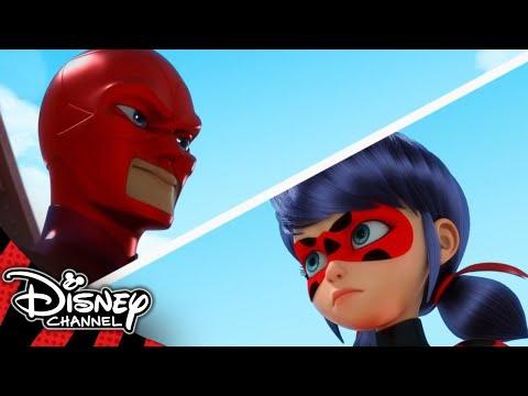 Miraculous Ladybug | Ladybug vs Hawk Moth 💥 | Disney Channel UK