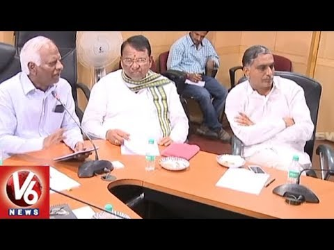 High Level Committee Meet At Secretariat On Zonal System | Hyderabad
