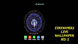 Fireworks Live Wallpaper HD 2 YouTube video