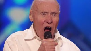 "Video 82-Year-Old Man Covers DROWNING POOLS ""Bodies"" on Americas Got Talent! MP3, 3GP, MP4, WEBM, AVI, FLV Maret 2018"