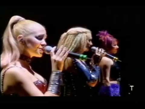 steps - Steps - I Know Him So Well, Concert.