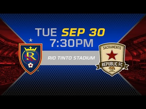 Lake - Real Salt Lake hosts USLPro Champions Sacramento Republic in Bonus Game B. ***Get all the latest Real Salt Lake news by checking out RSL news page*** http://bit.ly/1eBXPcY SUBSCRIBE for more...