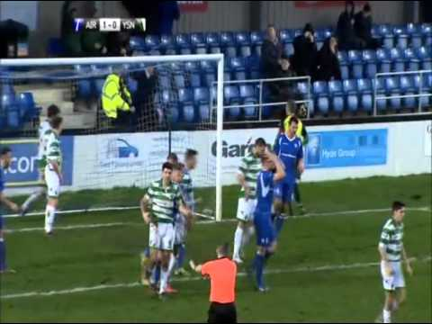 Airbus UK 1-1 The New Saints