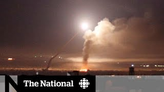 Video CBC in Syria: Israel and Iran trade missile strikes MP3, 3GP, MP4, WEBM, AVI, FLV Mei 2018