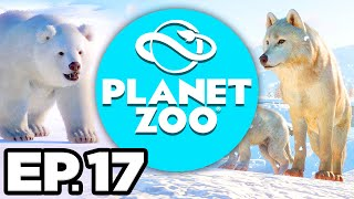Planet Zoo: Arctic Pack Ep.17 - •️ • STARTING THE MEXICAN CONSERVATION PARK!! (Gameplay Let's Play)