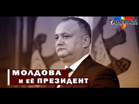 Молдова и её президент. 12.01.2017 Роман Зыков - DomaVideo.Ru
